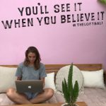 Interview Merel van der Wouden: digital nomad op Bali