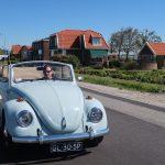 Toeren naar Noordwijk met een Volkswagen Kever Oldtimer Cabrio