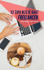 Tips als je gaat freelancen