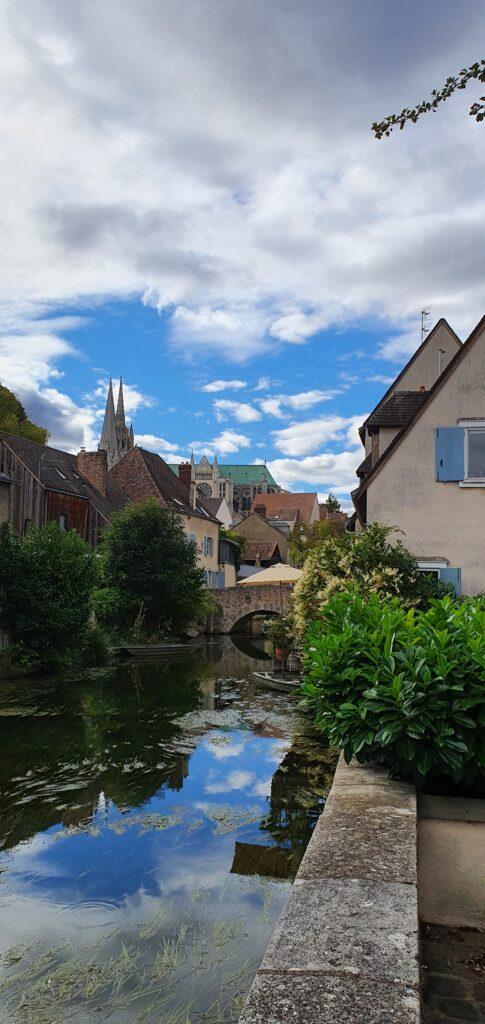 Chartres Frankrijk vakantie