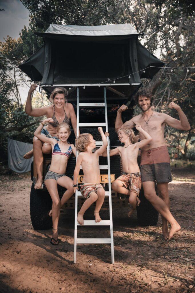 Boon Family Journey landrover